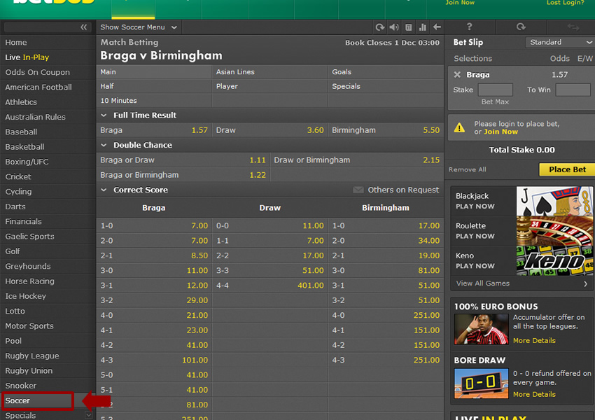 Bet365 Soccer Betting Rules - image 4
