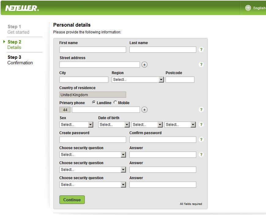 Open neteller account видио masterforex